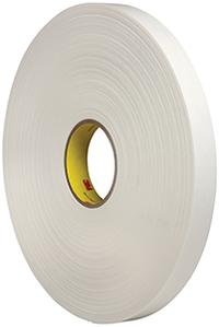 White Double Coated Polyethyene Foam Tape