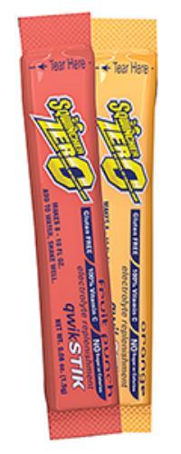 Qwik Stik ZERO Orange Electrolyte Drinks