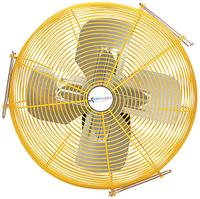 30IN  Safety Yellow Fan Head Assembly