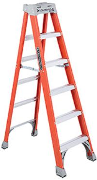FS1500 Series 3' Fiberglass Step Ladders
