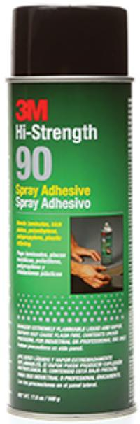 24oz 3M™ Hi-Strength 90 Spray Adhesive