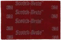 6IN x9IN  3M™ Scotch-Brite™ Hand Pads 7447/7448 PRO