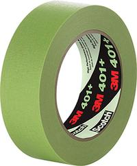 1490mmx55m 3M™ High Performance Green Masking Tape 401+