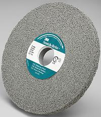 8IN x 3/8IN x3IN  3M™ Scotch-Brite™ EXL Deburring Wheels