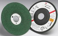 Green Corps™ 4 1/2 x  1/8 x  5/8-11 INT Flexible Grinding Wheels