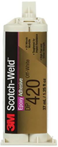 37ml 3M™ Scotch-Weld™ Epoxy Adhesive DP420 Duo-Pak