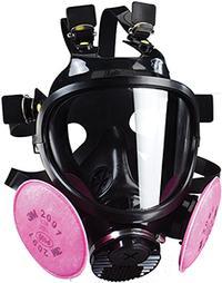 Full 3M™ 7800 Series Full Facepiece Air Purifying Respirators