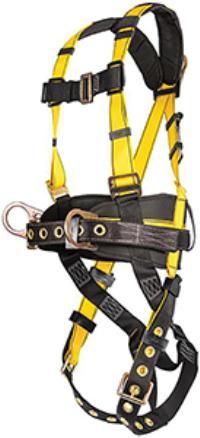 Workman® Standard Vest Style Full Body Construction Harness