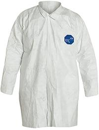 TyveK® 400 Medium Lab Coats - Frock