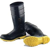 7 Steel Toe and Midsole PVC Boots