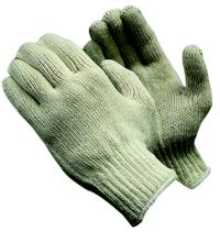 Large/9 String Knit Gloves