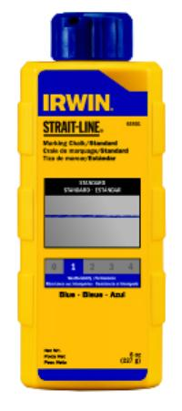 Strait-Line Red Refill Chalk