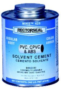Mike™ 425  1/4 pt. PVC Cements