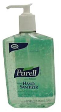 PURELL® 4oz Bottle Hand Sanitizers