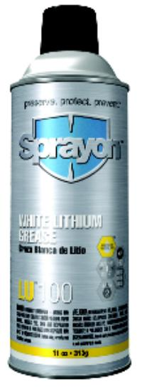 11oz Aerosol White Lithium Grease