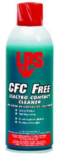 11oz Aerosol Net Wt. CFC-Free Electrical Cleaner