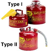 1gl Safety Cans