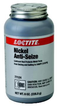 1lbs Brush-Top Can Nickel Anti-Seize Lubricant
