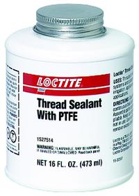 White Thread Sealant with PTFE