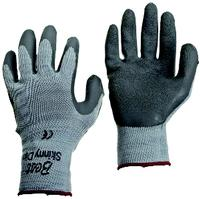 Skinny Dip Large/9 Rubber/Nitrile Coated Gloves