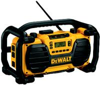 7.2V - 18V Worksite Radio & Battery Charger