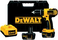 18V Lithium-Ion Cordless Compact Drill / Driver Kit