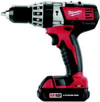 18V M18 Lithium-Ion Cordless Hammer Drill / Drill / Driver Kit