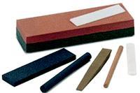 4IN  x 1IN  x  1/2IN  Abrasive Benchstones
