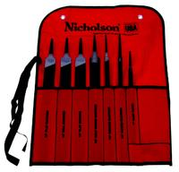 7 Piece Machinist File Set