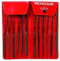 12 Piece Assorted Needle File Set