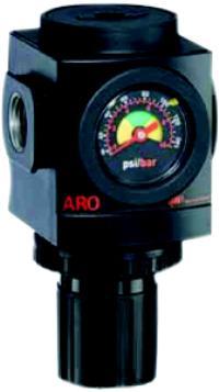 Aro  1/2IN  Pneumatic Air Regulators