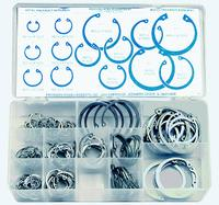 150 Pieces Housing Ring Assortment