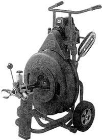 Model K-7500 Power Feed Kit  Drain Cleaner