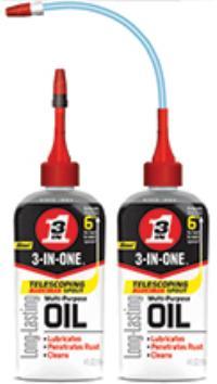 4oz 3-IN-ONE Multi-Purpose Oil