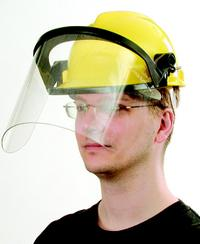 Foldback Faceshield Frame