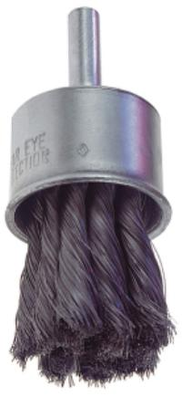 1IN  Knot Wire End Brushes