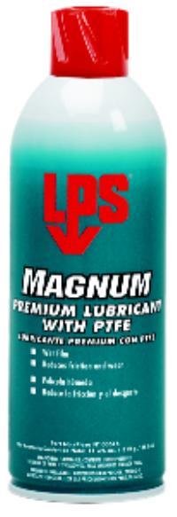 11oz Aerosol Net Wt. Magnum Premium Lubricant