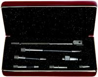 Starrett 1 1/2IN  - 8IN  Inside Micrometers