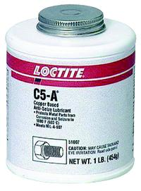 C5-A 4 oz. Tube Anti-Seize Lubricants