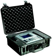 Pelican Black Equipment Protector Cases