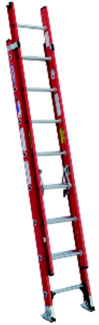 D6200 Series 40' Fiberglass Extension Ladders