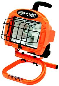 Portable Halogen Work Lights