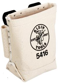 5IN x9IN x10IN  Bull-Pin and Bolt Bags