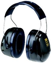 27dB 3M™ Peltor Optime 101 Earmuffs