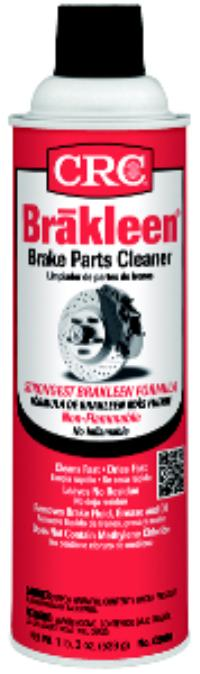 Brakleen® 19oz Aerosol Net Wt Brake Parts Cleaner