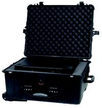 Black Storage Cases
