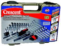 Crescent  1/4IN ,  3/8IN  Professional Tool Set