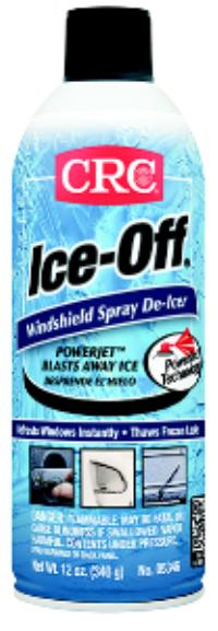 Ice-Off® Windshield Spray De-Icer