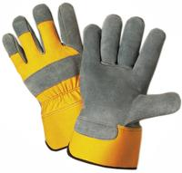 2XLarge/11 Select Grain Cowhide Leather Palm Gloves