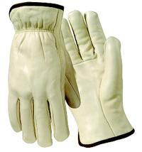 Medium/8 Leather Driver's Gloves